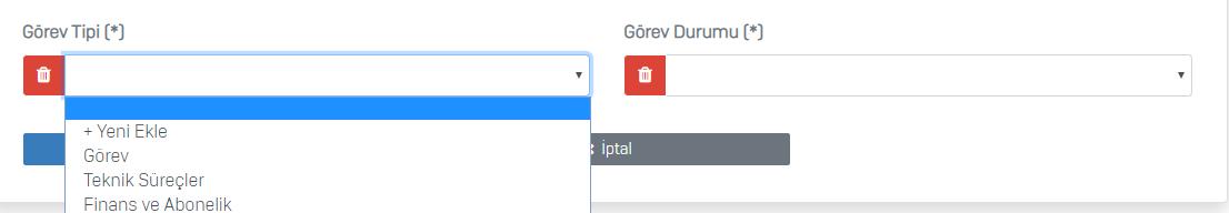 gorev3 - Görev Yönetimi Modülü